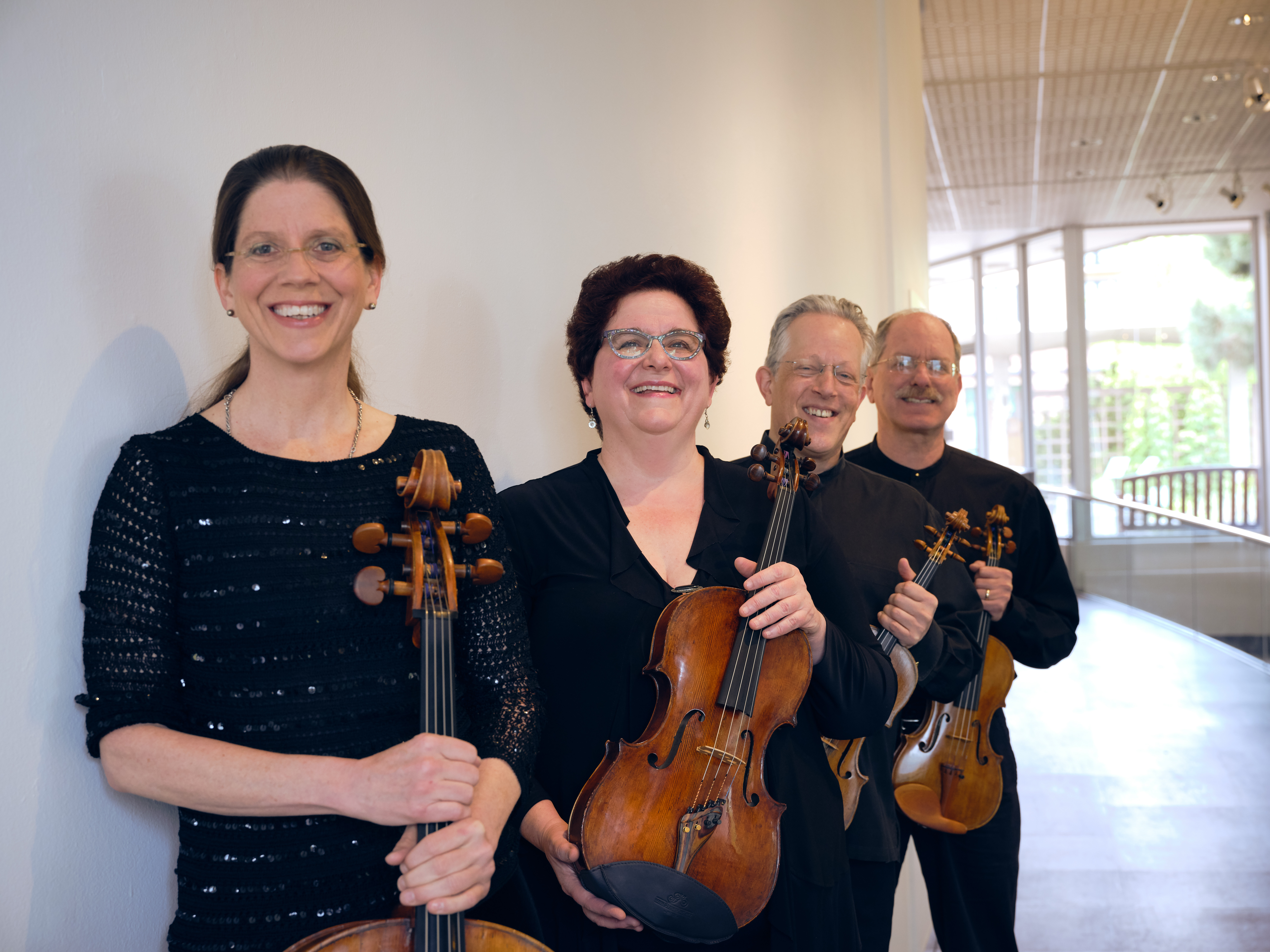 "The Library Concert Series Presents: Colorado Chamber Players ""Incessant Hum: Beethoven 2020"""