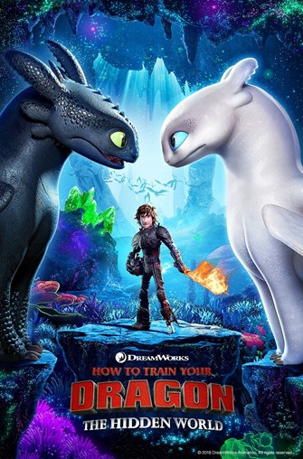 Movies @ Meadows: How to Train Your Dragon: the Hidden World