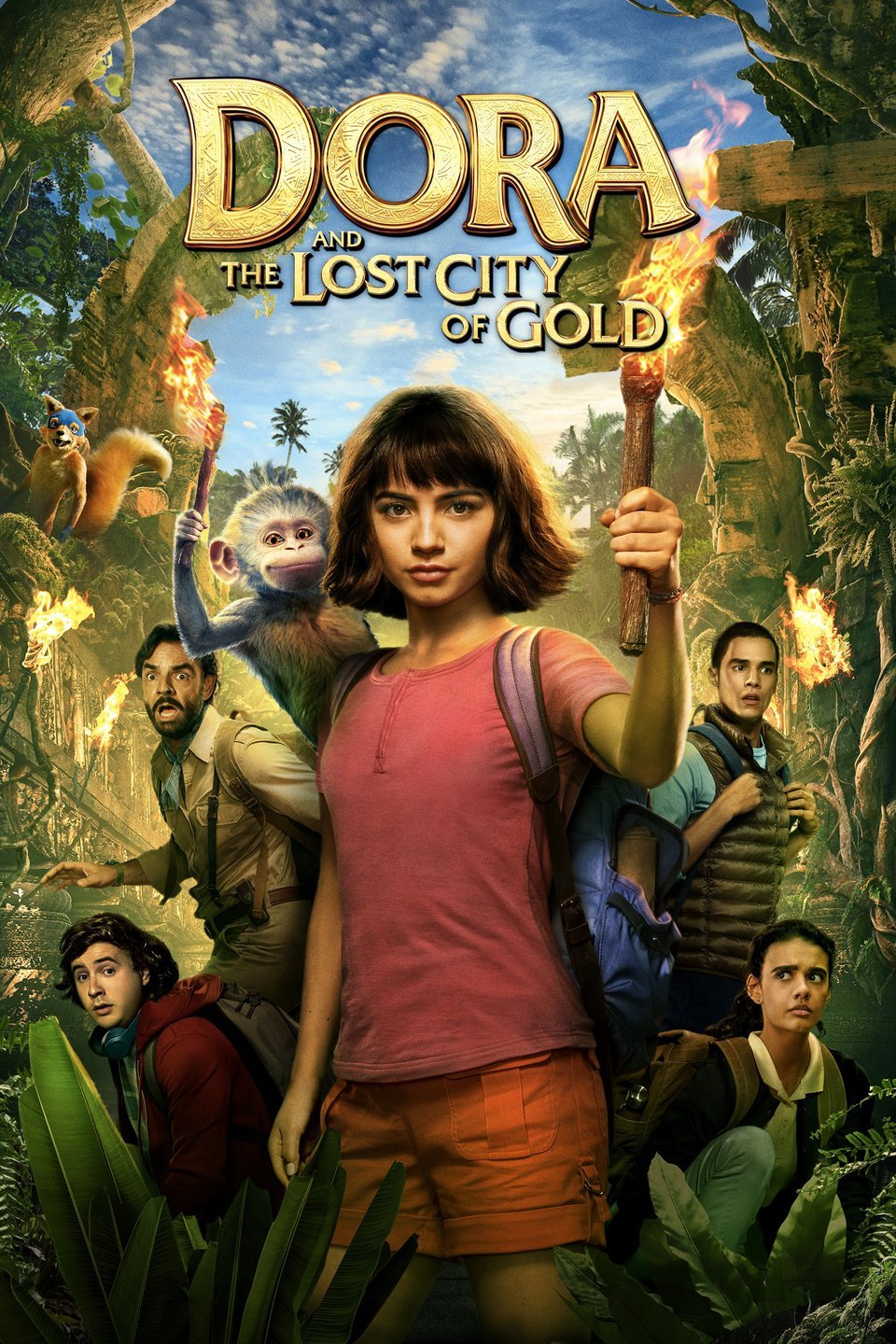 Movies @ Meadows: Dora and the Lost City of Gold