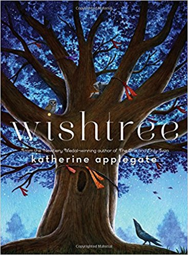 Summer of Discovery: Mother-Daughter Bookclub - Wishtree by Katherine Applegate