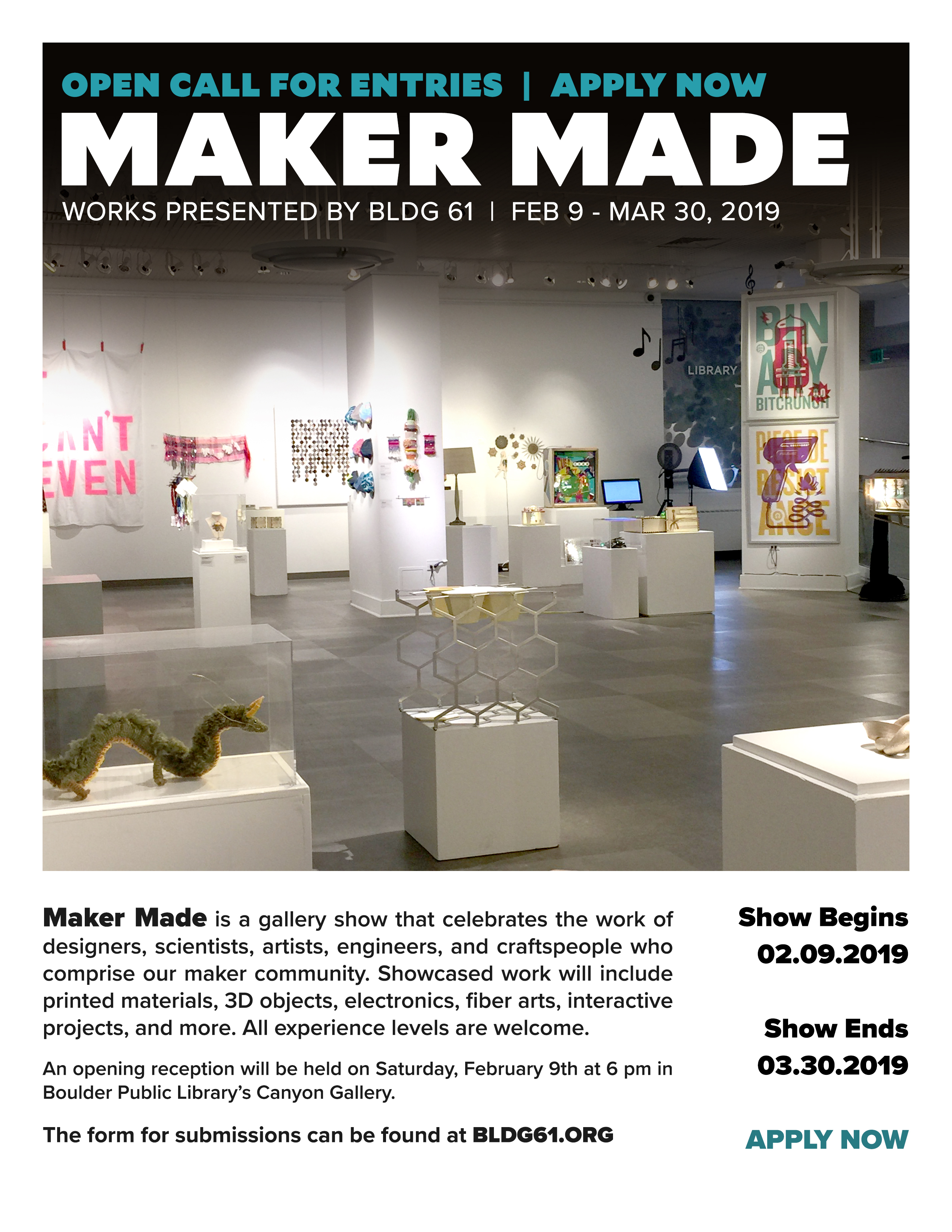 MAKER MADE OPENING