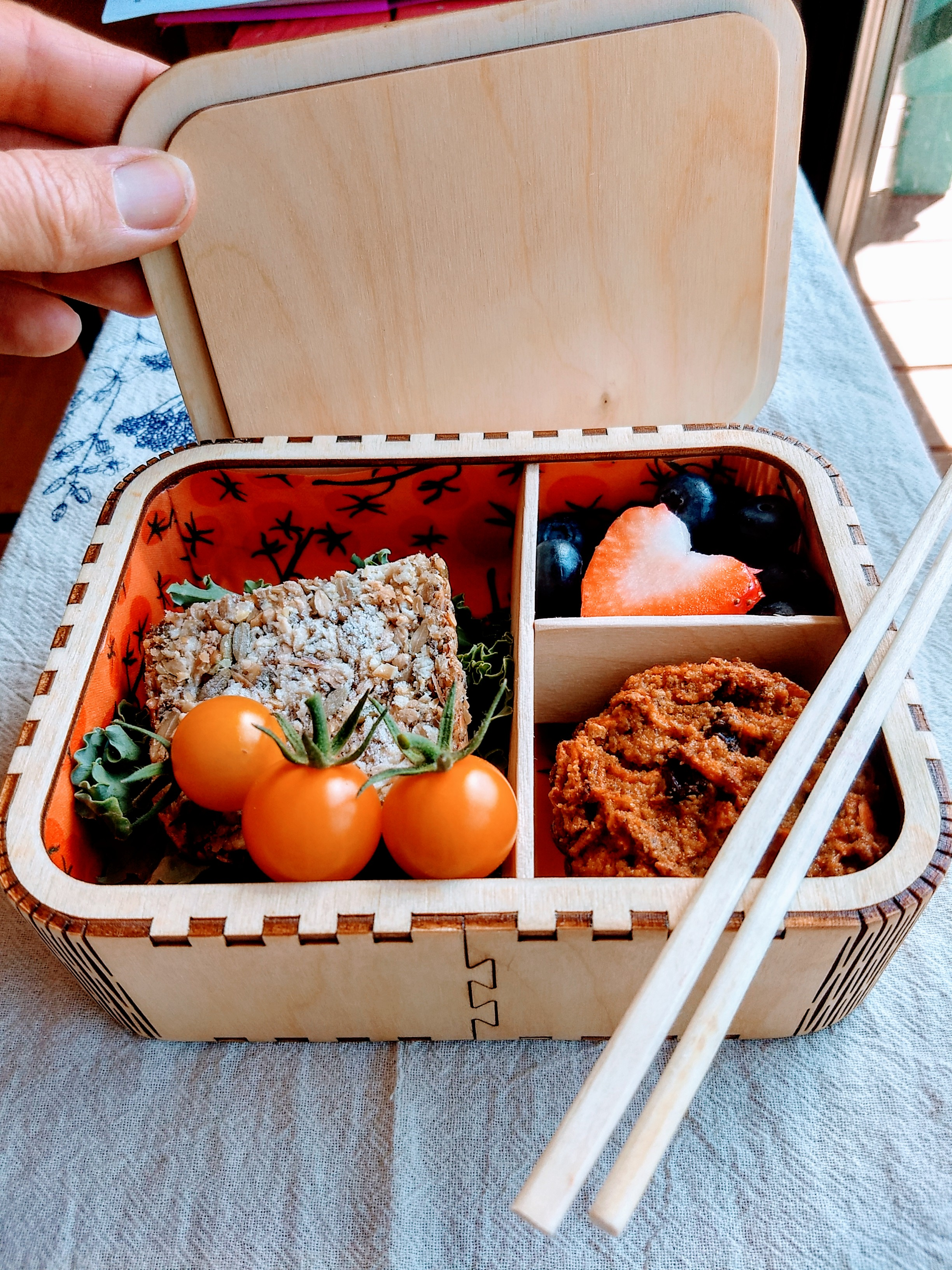 Wooden Bento Boxes
