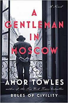Library Book Discussion: A Gentleman in Moscow