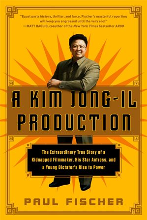 Library Book Discussion: A Kim Jong-Il Production