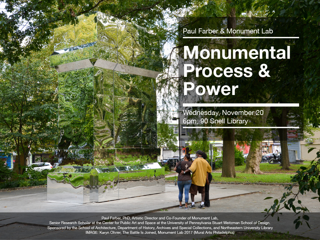Monumental Process and Power
