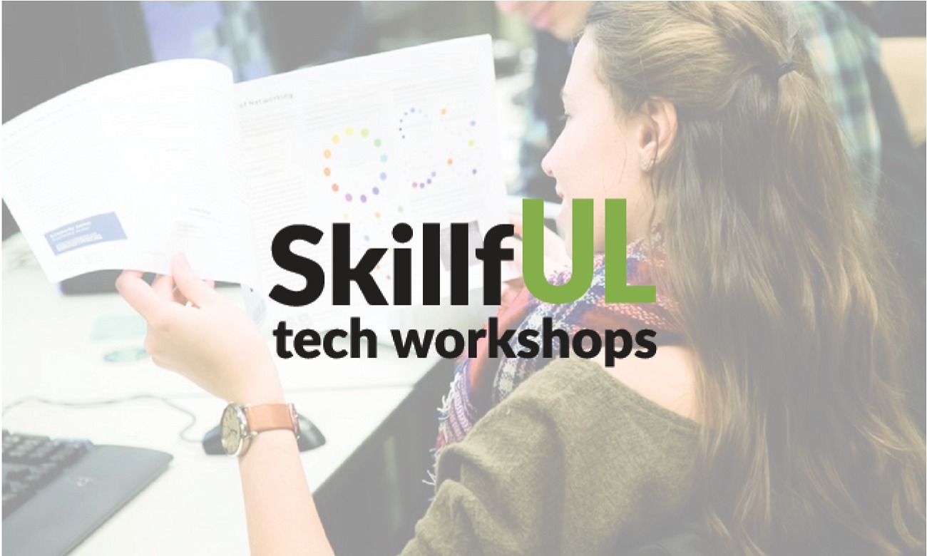SkillfUL - Create a Flyer with Photoshop