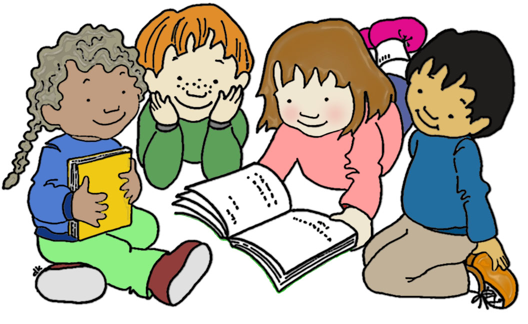 Preschool Storytime (ages 3-6)