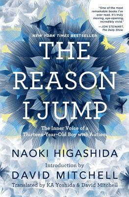 Brown Bag Book Discussion Group reads The Reason I Jump by Naoki Higashida