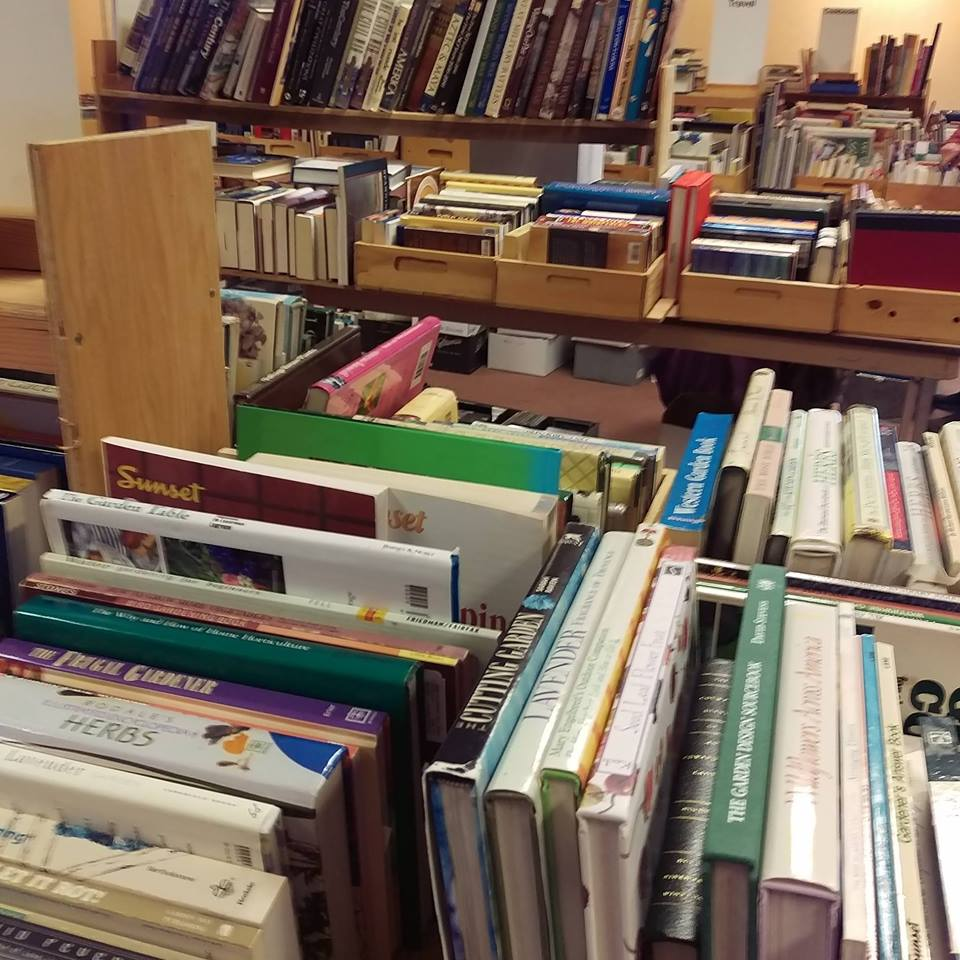 November Book Sale — Friends of Healdsburg Library