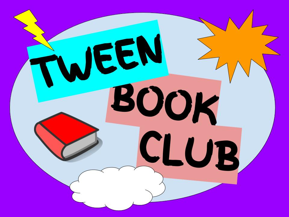 Tween Read Along Book Club