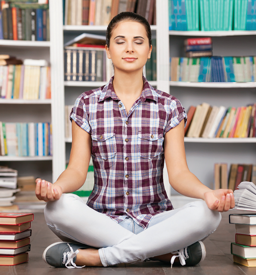 Healthy Living At Your Library: Meditation & Stress Reduction