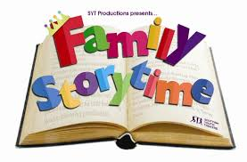 Family Storytime (ages 0-5)