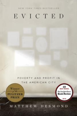 "Brown Bag Book Discussion: ""Evicted : poverty and profit in the American city"" by Matthew Desmond"
