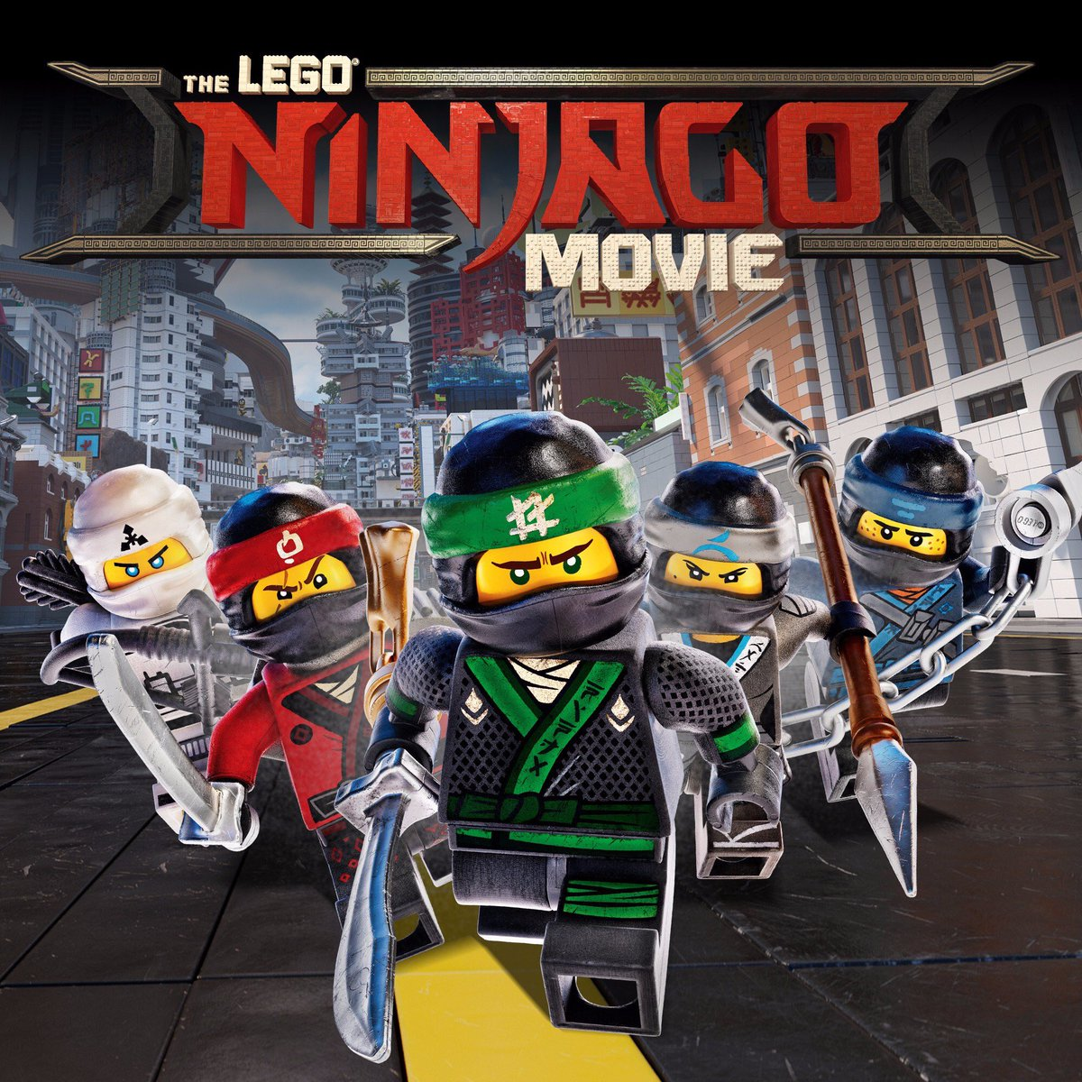 Friday Flicks!- Lego Ninjago Movie
