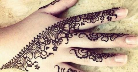 Henna Art for Teens (grades 7-12)