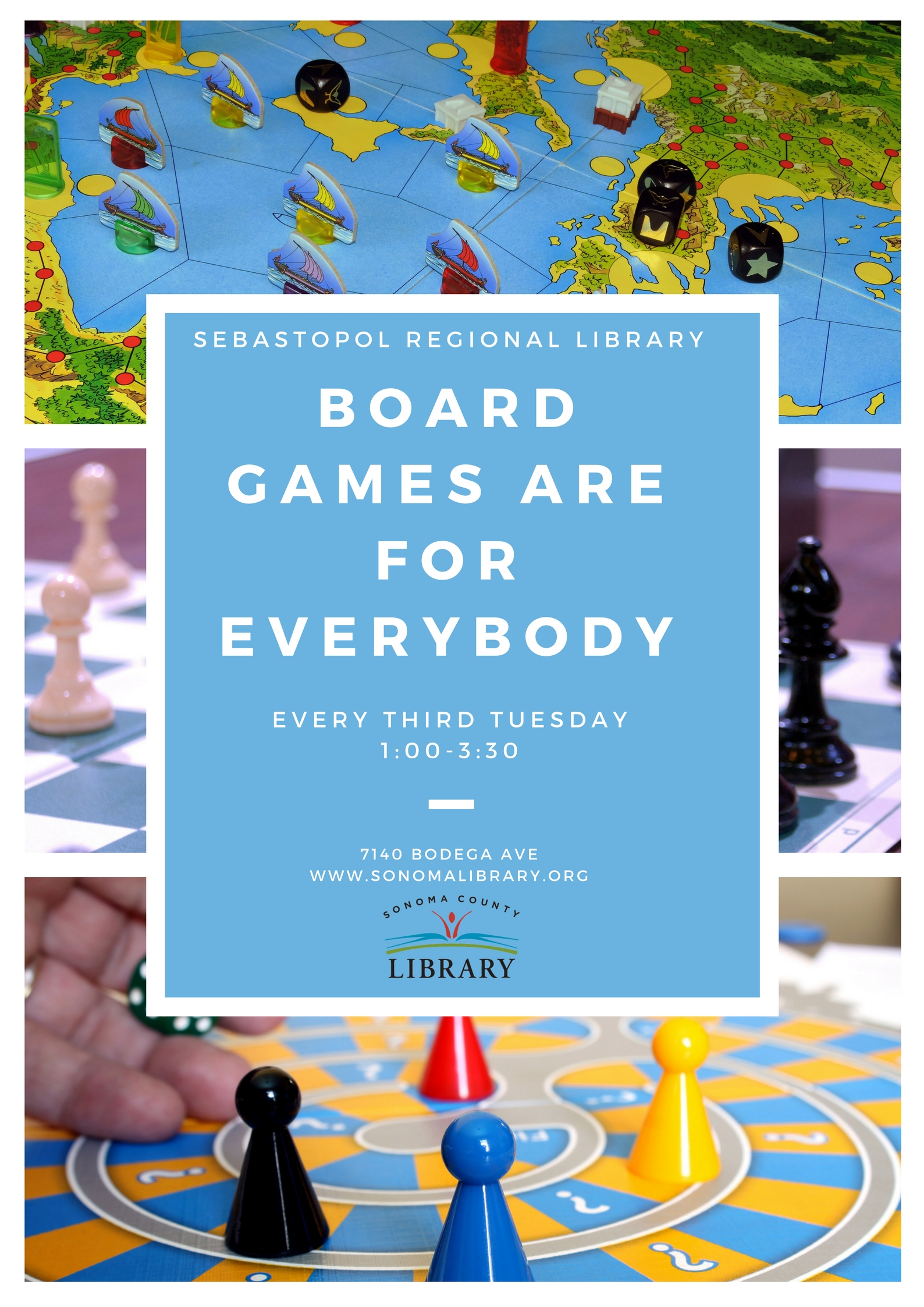 Board Games are for Everybody