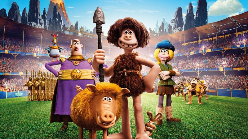 Summer Cinema: Early Man!