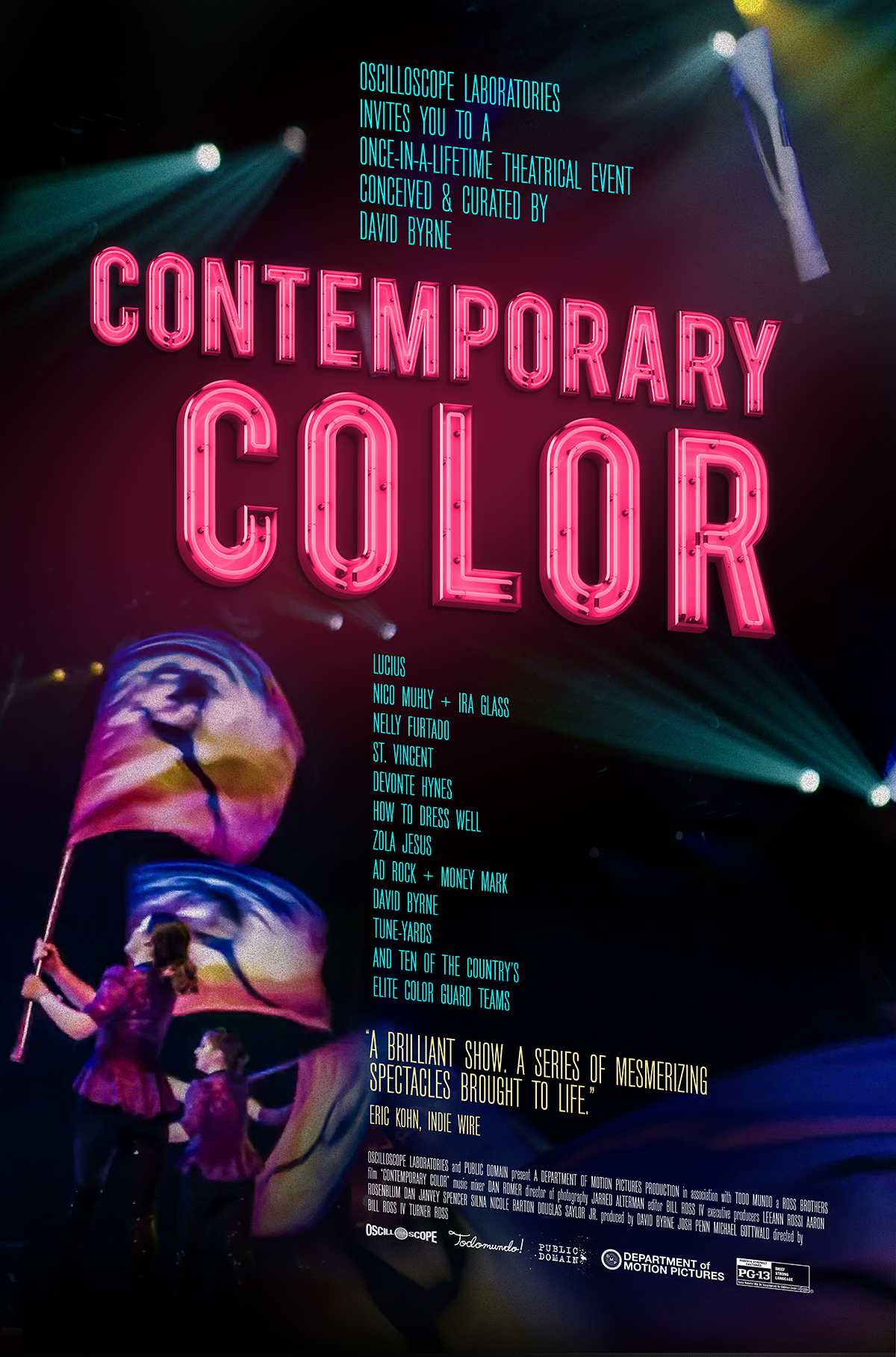 Fall Documentary Film Series: Contemporary Color