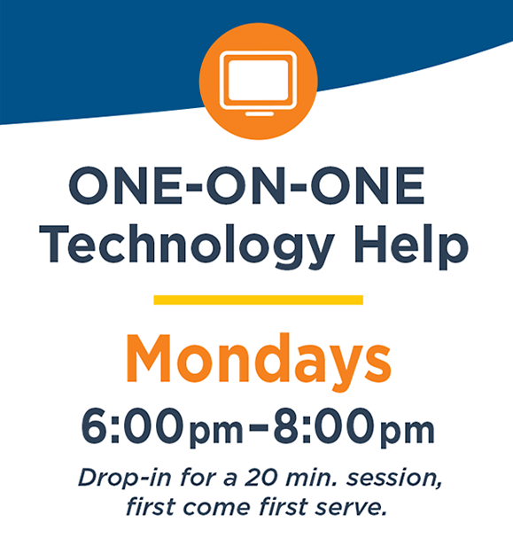 Tech Help: Free Bilingual One-on-One Technology Help