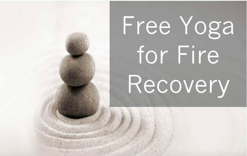 Free Yoga for Fire Recovery