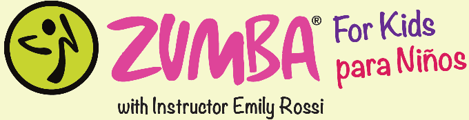 Zumba for Kids (ages 5 and up)
