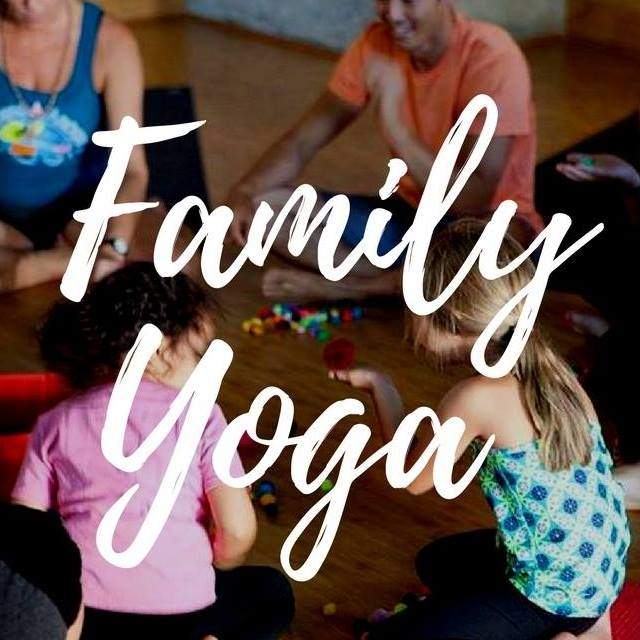 Family Yoga (3-6 yrs)