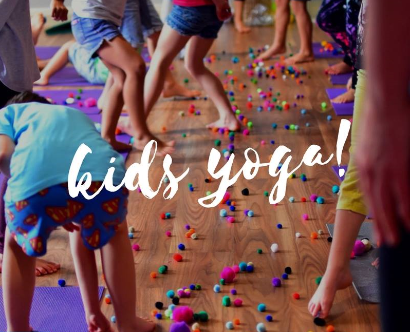 Kids Yoga (5-12 yrs)