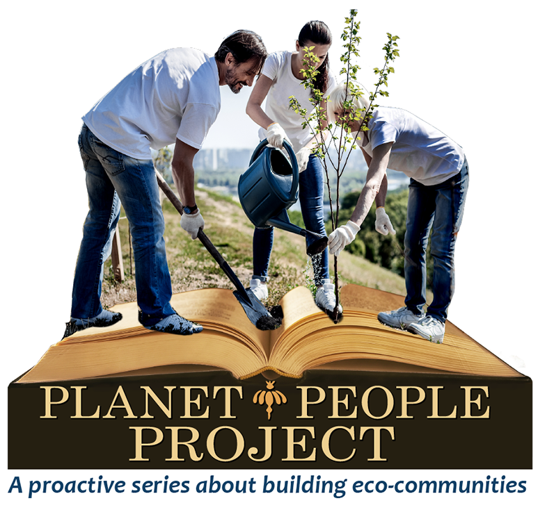 Ecosystem Restoration Discussion Circle by Planet People Project
