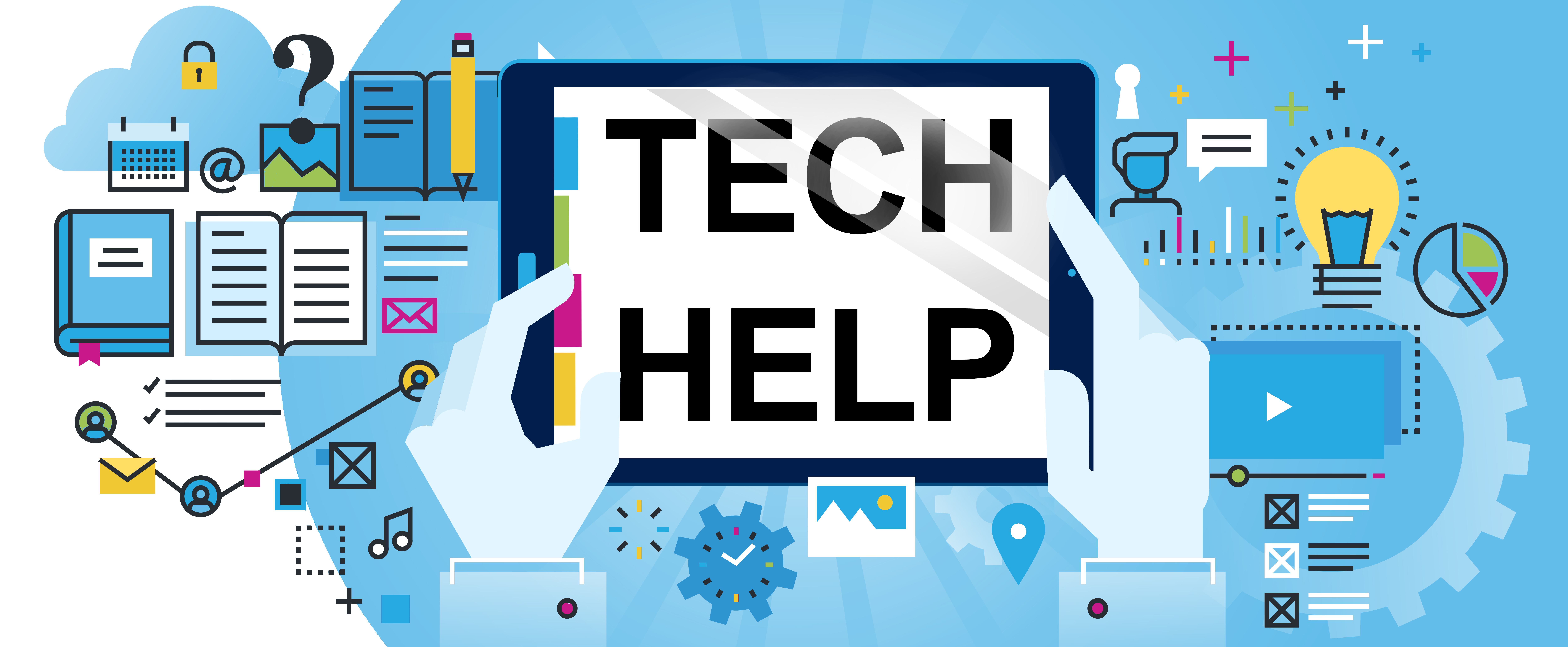 Tech Help: Free One-on-One Technology Help