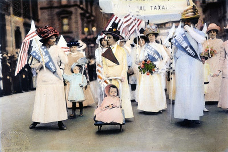 Ripe for Picking: The Impact of the Sonoma County Suffrage Campaign, Central Library