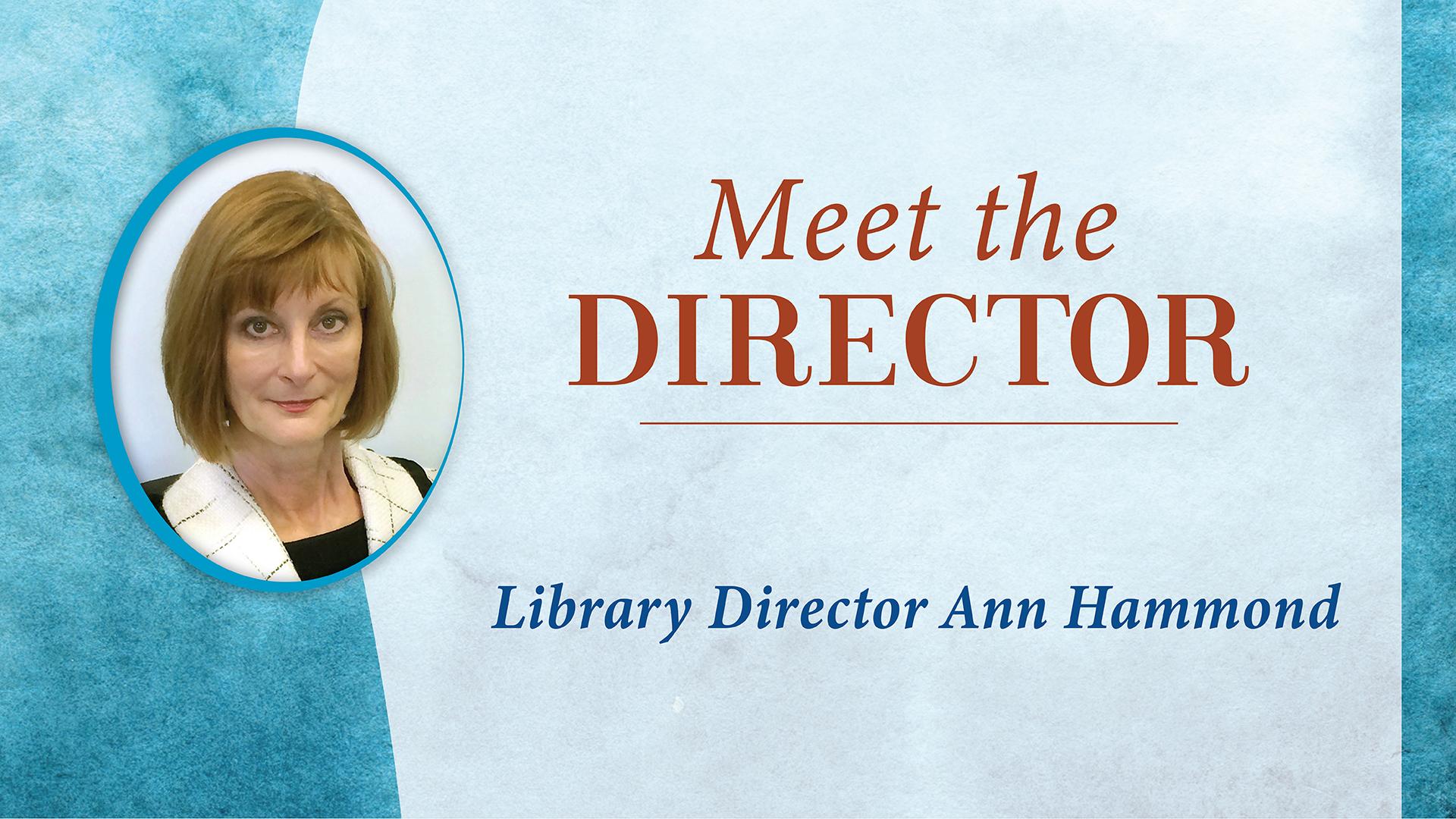 Meet the Director