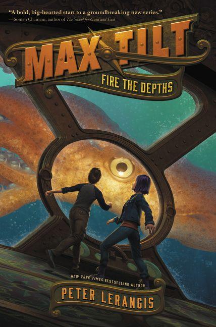 Tween Book Club: Max Tilt: Fire in the Depths (Grades 4-6)