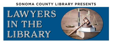 Lawyers in the Library (Healdsburg Library)