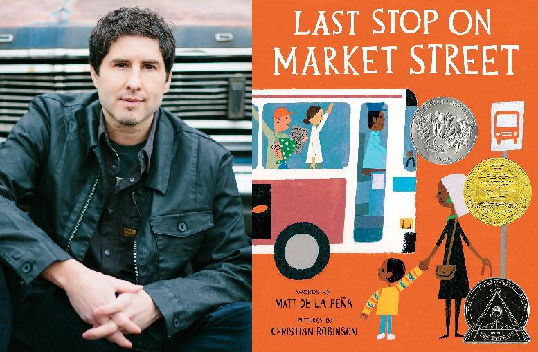 Meet the Author: Matt de la Peña