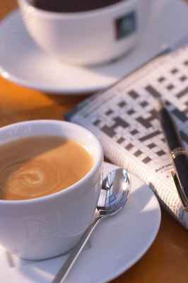 **CANCELLED** Coffee & Crosswords **CANCELLED**