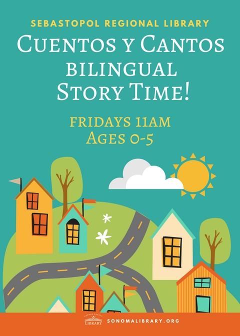Bilingual Storytime Cuentos y Cantos