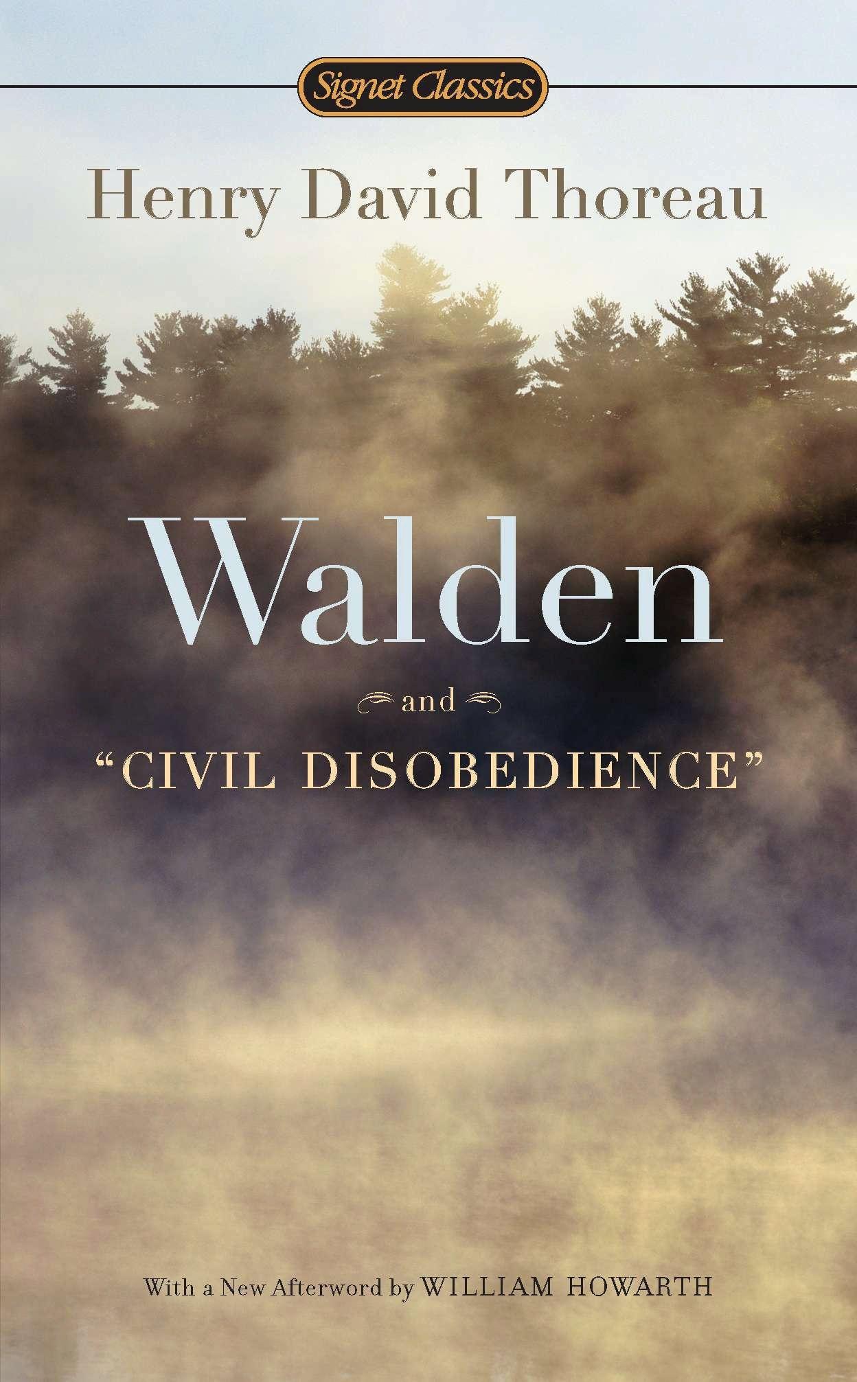 Walden Book Discussion