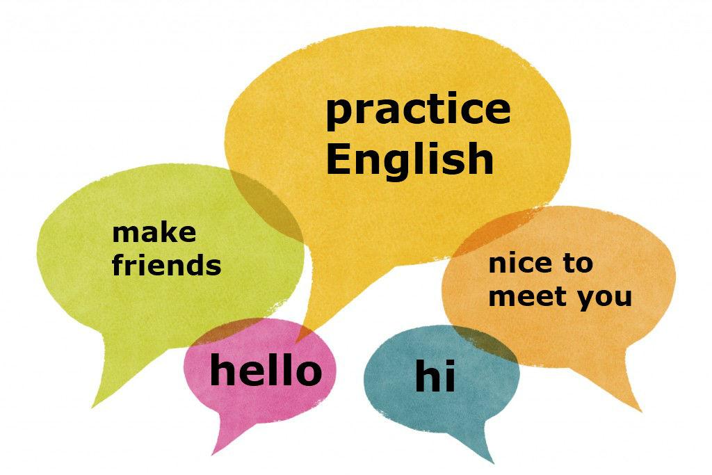 Let's Talk: English Conversation Circle
