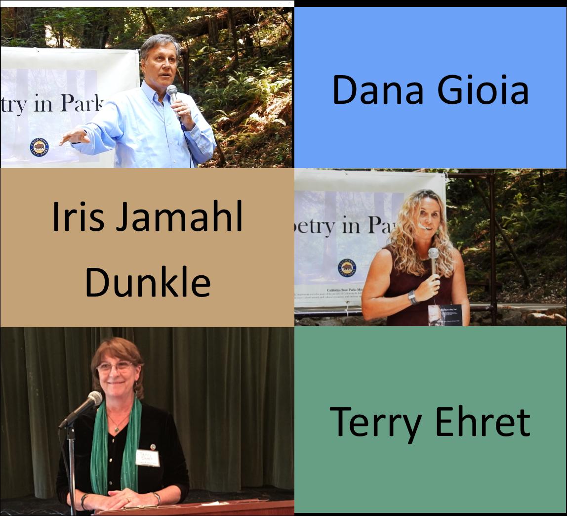 Poets out Loud & Poet Laureates' Poetry Reading