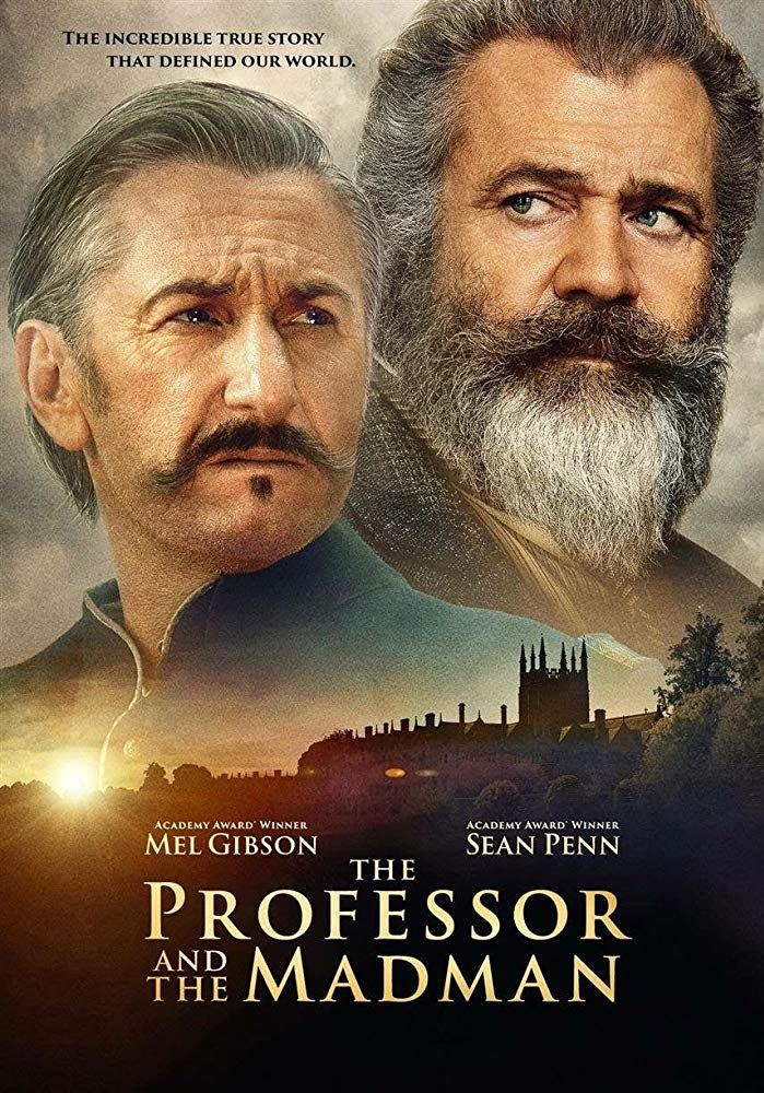 Adult Movie - The Professor and the Madman
