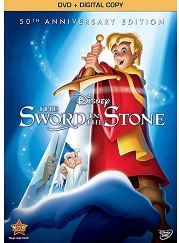 Kid's Movie - The Sword in the Stone, Ages 5+