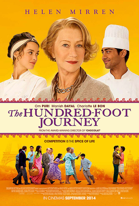 Adult Movie - The Hundred-Foot Journey (2014)