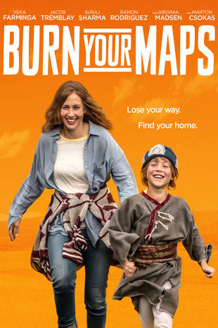 Adult Movie: Burn Your Maps