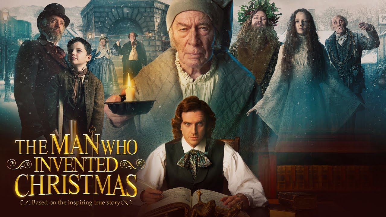 Adult Movie: The Man Who Invented Christmas