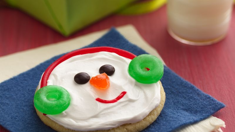Kid's Craft:  Holiday Cookie Decorating, Ages 4-10