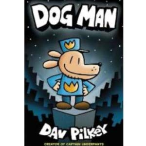 Dog Man Book Tasting and Activity