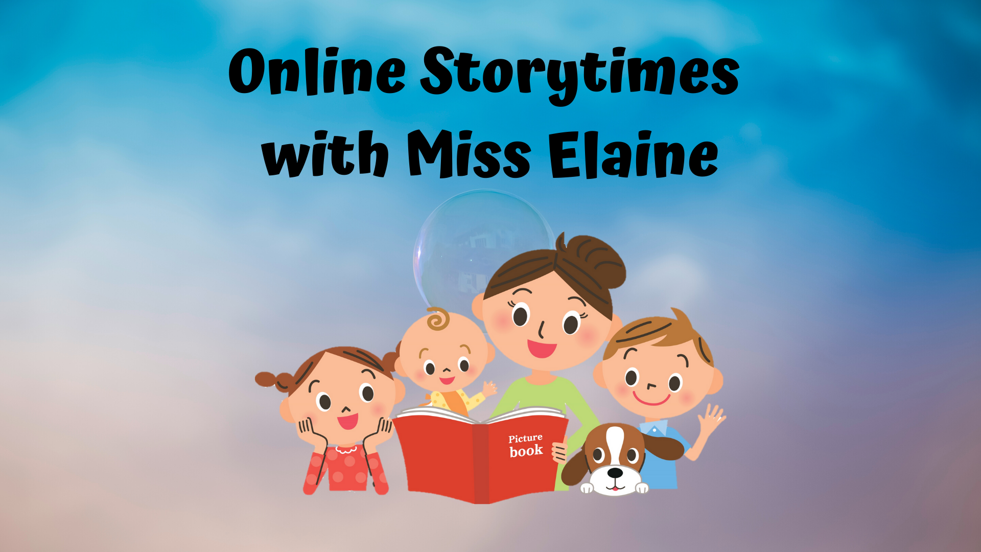 Online Kid's Story Time