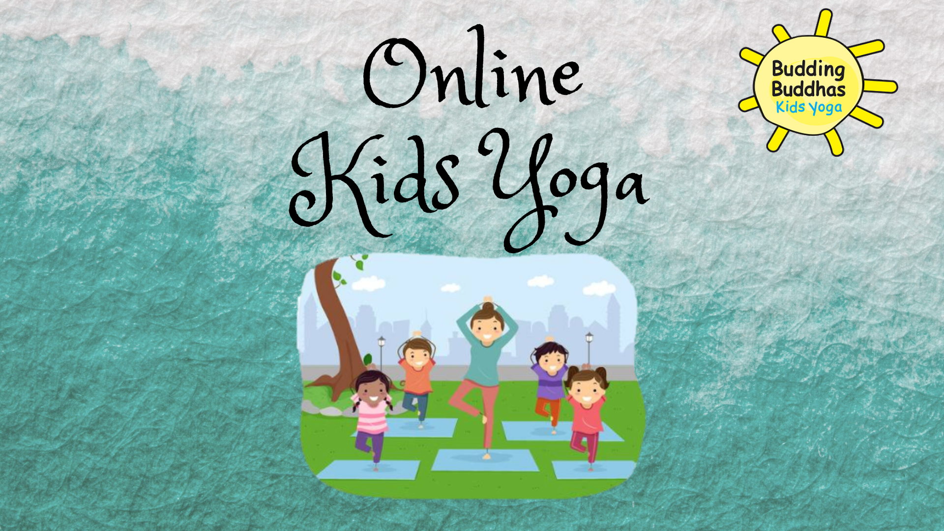 Kid's Yoga - Ages 6-10
