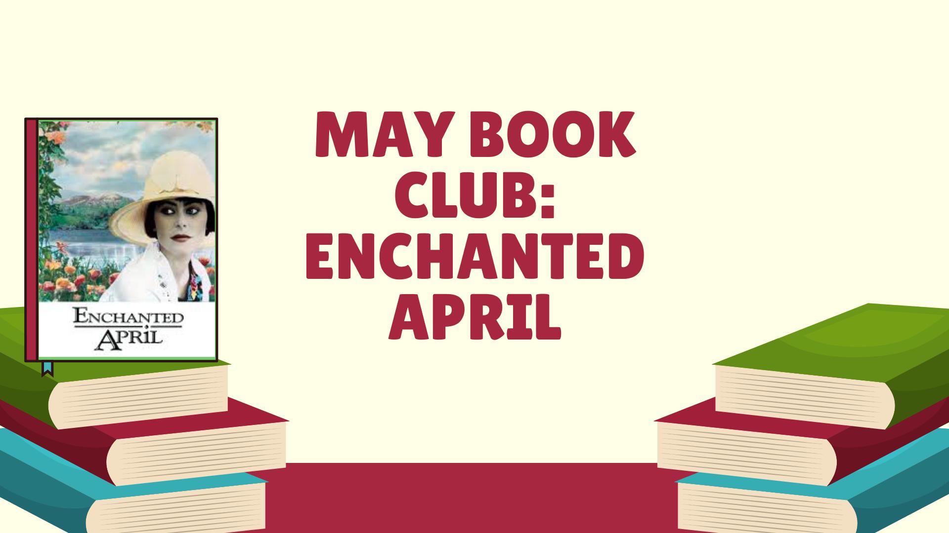 Book Club - Enchanted April