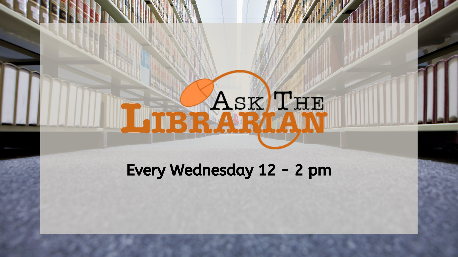 Ask a Librarian Online